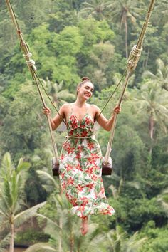 Swing Photography, Adventure Photography, Swing Pictures, Luxury Lifestyle Fashion, Summer Vibes, Bali, The Incredibles, Culture, Womens Fashion