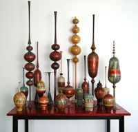 ROGER PARRAMORE: Gallery of Roger Parramore Glass Artist