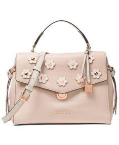 75b4c09134e78 Michael Kors Bristol Top Handle Satchel   Reviews - Handbags   Accessories  - Macy s