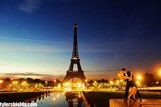 Paris amazing photo from Tyler Shields