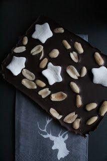 Erdnuss-Marshmallow Schokolade