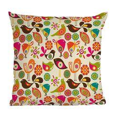 DENY Designs // Valentina Ramos Little Birds Throw Pillow