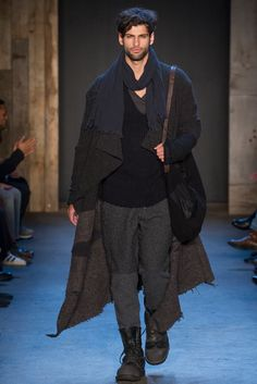 Greg Lauren Fall 2015 Ready-to-Wear - Collection - Gallery - Style.com