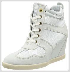 Pantofola d´Oro MACERATA MID LADIES 06040670.1FG, Damen Sneaker, Weiß (Bright White), EU 41 - Sneakers für frauen (*Partner-Link)