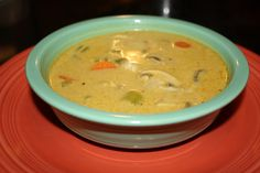 Curry Chicken Soup – The Foodee Project