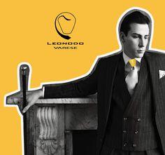 Leonodo....veste la cravatta in maniera differente