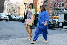 Vogue Phil Oh 2016 NYFW Streetsnaps