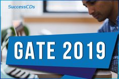 GATE 2019 dates - The GATE 2019 exam dates and qualification requirements for applying to Graduate Aptitude Test In Engineering (GATE) 2019 announced. Gate Exam, Entrance Exam, Dates, Graduation, Engineering, How To Apply, Woman Clothing, Date