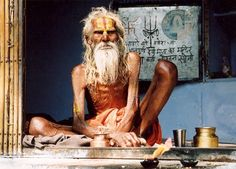 One of the millions of yogis who lead life of asceticism.