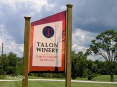 Talon Winery @400 Gordon Lane 502.633.696 www.talonwine.com Picture Places, Kentucky, Special Events, Vineyard, Holidays, City, Outdoor Decor, Holidays Events, Vine Yard