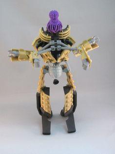 3D Printed Dalek Transformer