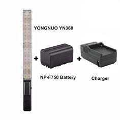 YONGNUO YN360 Handheld LED Video Light 3200K-5500K RBG Co...