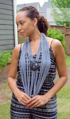"#VersaLoop Couture ""Aztec"" Scarf with accent Pin $12.00 http://mkt.com/versaloop-couture-designs-and-accessories"