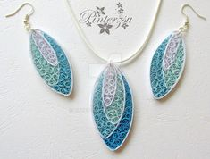 13 Paper Quilling Design Ideas That Will Stun Your Friends Paper Quilling Earrings, Paper Quilling Patterns, Quilled Paper Art, Quilling Paper Craft, Quilling Ideas, Paper Jewelry, Paper Beads, Quilled Creations, Quilling Techniques