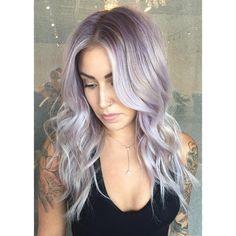 40 Alluring Light Purple Hair Color Ideas — Elegance Is Trendy!