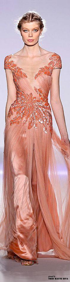 Zuhair Murad Spring/Summer 2013 Couture - Runway