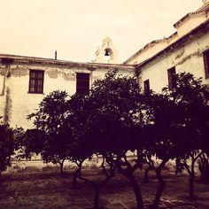 Patio de los Naranjos, pedacito de historia. #arquitectura #architecture #buildings #beauty #art #historia #history #Recoleta #BuenosAires #Argentina  (en Centro Cultural Recoleta)
