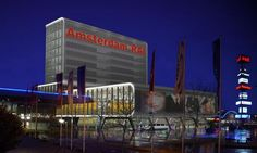 #Amsterdam RAI Exhibition and Convention Centre, Netherlands - Mechatronics Supply Chain