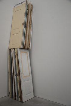 Pedro Cabrita Reis | Corner Doors | 2011