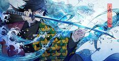 Demon Slayer: Kimesu no Yaiba -  Giyuu Tomioka Wallpaper 4K Ultra HD