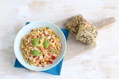 Couscous met kalkoen