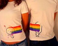 Resultado de imagen para camisas de novios enamorados tumblr