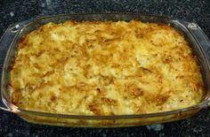 Aprenda a fazer Bacalhau Cremoso com Couve Flor de maneira fácil e económica. As melhores receitas estão aqui, entre e aprenda a cozinhar como um verdadeiro chef.