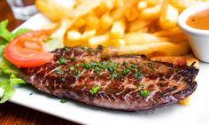 Groupon - 3-Gänge-Menü mit Rinderhüftsteak oder Lachsfilet für Zwei oder Vier in der Gaststätte zur Laterne ab 24,90 € in Hürth. Groupon Angebotspreis: 24,90€