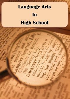 Every Bed of Roses: The Art of Language in High School. A few ideas about English Language Arts in High School and beyond