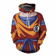 Unisex Dragon Ball Z Sweatshirts Hoodies Pullovers //Price: $44.99 & FREE Shipping //   #dragonballz #anime