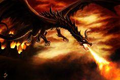 Dragons in Digital Art