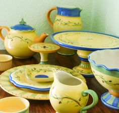 Pistoulet Traditional Pieces - Mostly retired. Dinnerware, Tablewares, Dinner Dishes, Dinner Ware, Tableware, Dining Sets