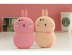 Cutest Cartoon Rabbit Silicone Case for iPhone 5/5S http://www.favor2buy.com/cutest-cartoon-rabbit-silicone-case-for-iphone-5-5s-510.html#.VRIc2lfIydo