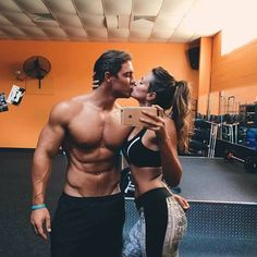 28 Ideas For Fitness Motivation Couples Relationship Goals Workout Fitness Motivation, Fitness Goals, Sport Motivation, Health Fitness, Buddy Workouts, Fun Workouts, Fit Couples Pictures, Couple Pictures, Paar Workout