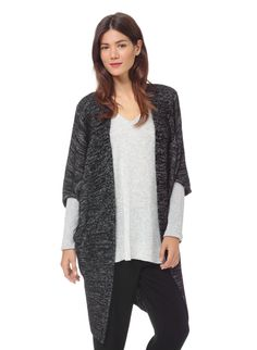BABATON JAVIER SWEATER - A cocoon of warmth and comfort in textured mohair and alpaca