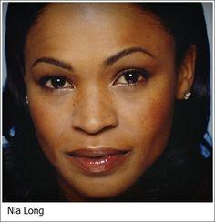 Nia Long Brooklyn, 30 ottobre 1970 attrice statunitense.