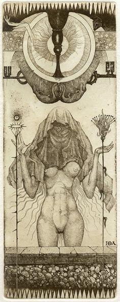 iopanosiris:  iona tarotla papessa (the high priestess)