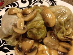Golabki- Polish Stuffed Cabbage Rolls