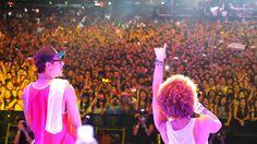 Tiger JK's quick reflexes prevents major disaster at concert
