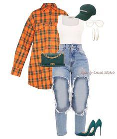 Source by justlarrilc ideas casual Swag Outfits, Dope Outfits, Stylish Outfits, Fall Outfits, Fashion Outfits, Hijab Fashion, Korean Fashion, Fashion Tips, Black Girl Fashion