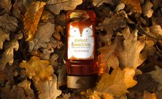Sweet Freedom packaging, by AfterHours