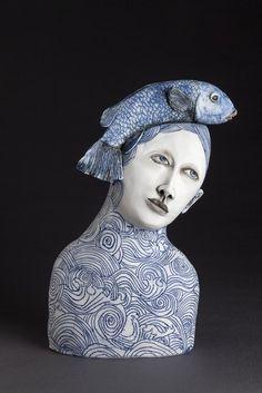 Amanda Shelsher Contemporary Ceramics - AMANDA SHELSHER: GALLOWS GALLERY