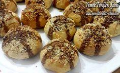 Pekmezli Kurabiye Tarifi Sweet Cookies, Homemade Beauty Products, Biscuits, Bakery, Muffin, Food And Drink, Breakfast, Easy, Wordpress Theme