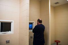 Inmate video visitat