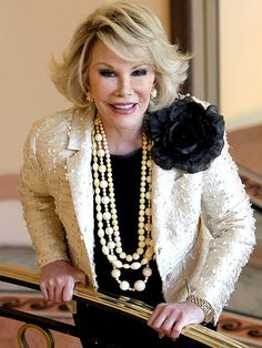 Joan Rivers, a raucous and often-ubiquitous comedic presence on TV and nightclubs since the 1960s, died Thursday. She was 81.