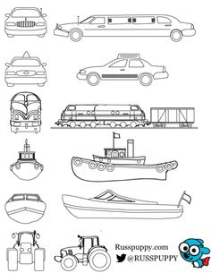 free coloring pages for kids!