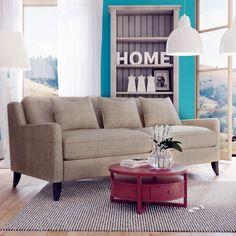 Porter 3 sz kanapé bézs