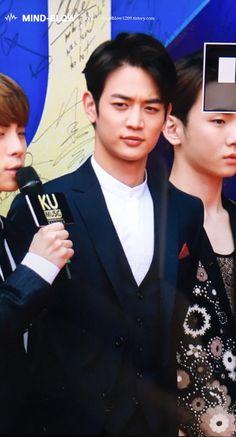 160329 SHINee Minho - KU Asia Music Awards in Guangzhou