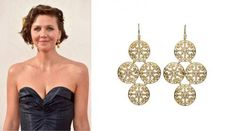 #earrings at the #emmys: http://www.cefashion.net/earrings-rule-the-red-carpet-at-67th-emmy-awards #jewelry #celebrity #fashion #redcarpet