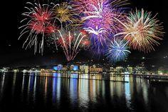 Fireworks in Portoroz, Slovenia | www.portoroz.si | Turistično združenje Portorož | Flickr